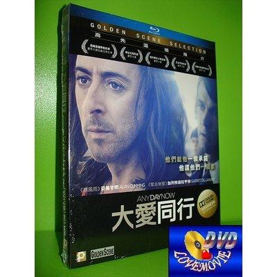 A區Blu-ray藍光正版【愛回來/大愛同行/愛若此時Any Day Now (2012)】[含中文字幕]全新未拆