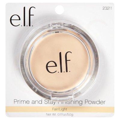 [任三免運]elf prime and stay finishing powder妝前及定妝攜帶粉餅*超值價三款選擇