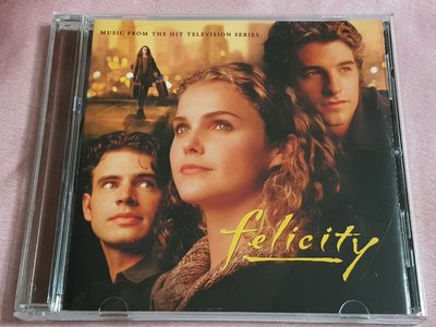 R西洋團(二手CD)felicity MUSIC FROM THE HIT TELEVISION SERIES