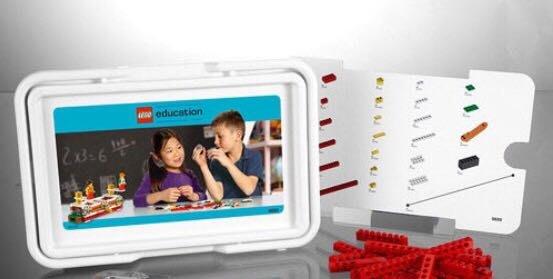 LEGO-Lt9689-Education系列-簡易機械組