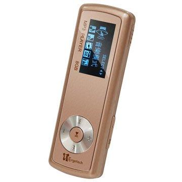 人因 UL430 蜜糖吐司 MP3 PLAYER 8GB 粉色/棕色