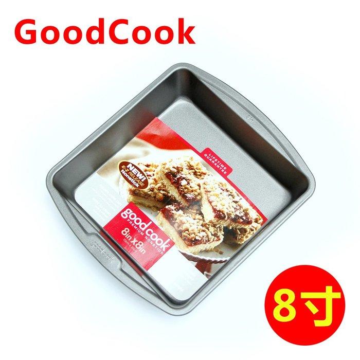 Amy烘焙網:歐美家用方形8寸烤盤/烤箱烘焙工具/牛軋糖/蛋糕捲/蛋糕模具