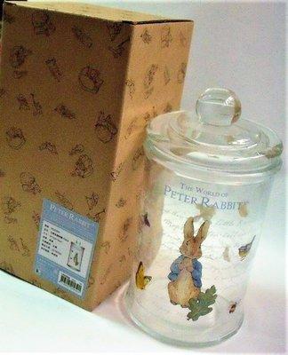 彼得兔 儲物罐,收納罐 700ml,糖果罐,餅乾罐