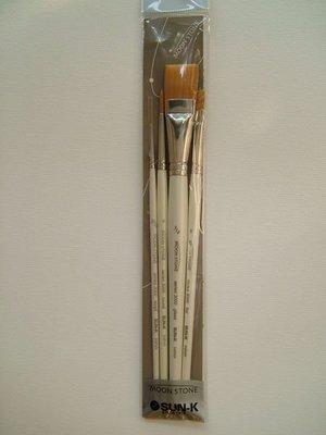 ~SUN-K白色筆桿套筆4支組 型號:A01-SM-3000S