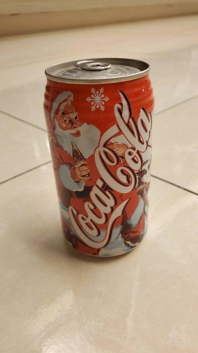 可口可樂2002年聖誕節發行紀念版 ** 懷舊可樂商品 !!!!.100起標