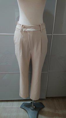 韓國BOMBINATE 米色褲子(135)