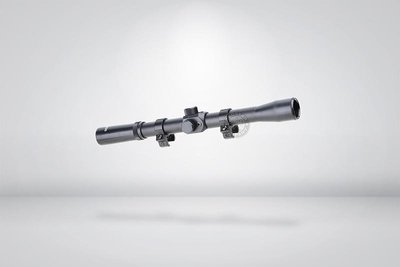[01] 4X20 瞄準鏡 ( 狙擊鏡 倍鏡 4倍鏡 內紅點 快瞄 狙擊手 綠點 紅外線 激光 定標器 紅雷射 雷射