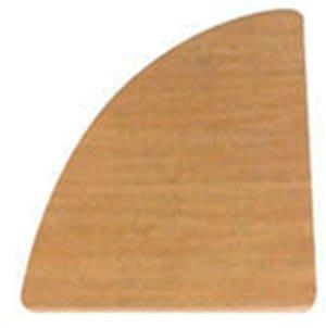 【品特優家具倉儲】9511-04辦公桌圓弧造型桌板