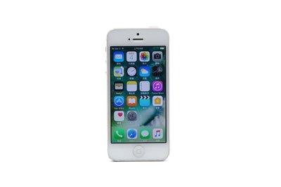 【台中青蘋果競標】Apple iPhone 5 白 16G 4吋 蘋果手機 瑕疵機出售 #32462 台中市