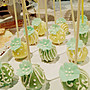 WeddingCake Candy Bar 100支組合 婚禮慶生派對棒棒糖蛋糕POP Cake婚禮小物