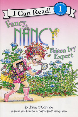 *小貝比的家*FANCY NANCY : POISON IVY EXPERT /L1/平裝書/3~6歲