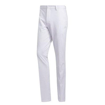 [小鷹小鋪] Adidas Golf Pants 阿迪達斯 高爾夫 高爾夫球褲 長褲 褲子 白色 彈性材料 紫外線50+