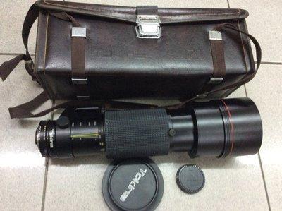 保固一年]【高雄明豐]  TokinaAT-X150 150~500mm F5.6 SD 便宜賣 SONY NEX A7