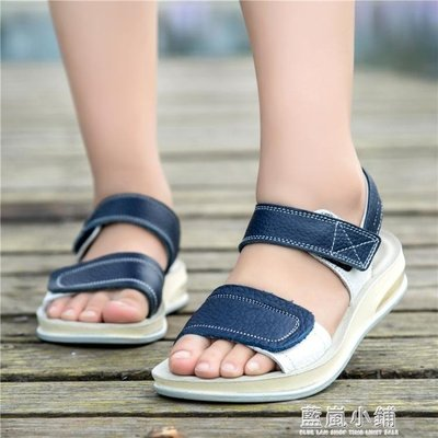 男童涼鞋2018新款兒童韓版中大童夏季小童防滑寶寶童鞋露趾沙灘鞋