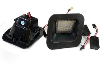 LED License Plate 牌照燈 車牌燈 For 03-18 Dodge RAM 1500 2500 3500