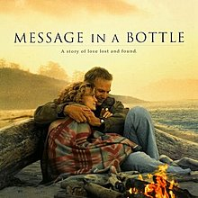 瓶中信-Message in a Bottle (1999)原版電影海報