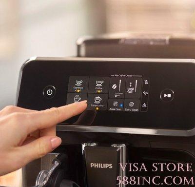 全自動義式咖啡機LatteGo 飛利浦 EP2231 2200系列  Philips Auto Espresso Mac