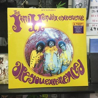 黑膠LP唱片 09 Jimi Hendrix 全新 Are You Experienced
