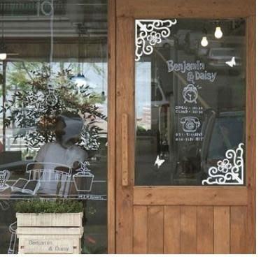 小妮子的家@角花邊壁貼/牆貼/玻璃貼/磁磚貼/汽車貼/家具貼