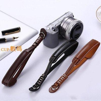 CUP·數碼 富士相機腕帶 X30 X20 X10 XT10 XT1 X100 X100S XE1皮腕帶 手繩