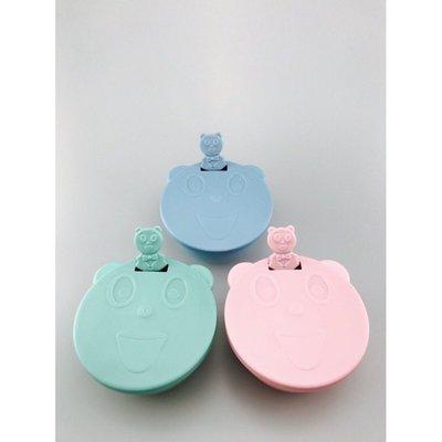熱銷 雙層隔熱兒童碗 隔熱 幼稚園 兒童碗 三色碗 台灣製造 開學 餐具 附湯匙【DJ-02A-40074】