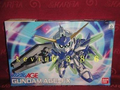東京都-BB戰士-AGE鋼彈-GUNDAM-AGE-FX鋼彈(NO:376) 現貨