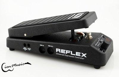 『立恩樂器』免運優惠 Source Audio REFLEX 萬用表情控制踏板 多工萬能呈現音樂情緒