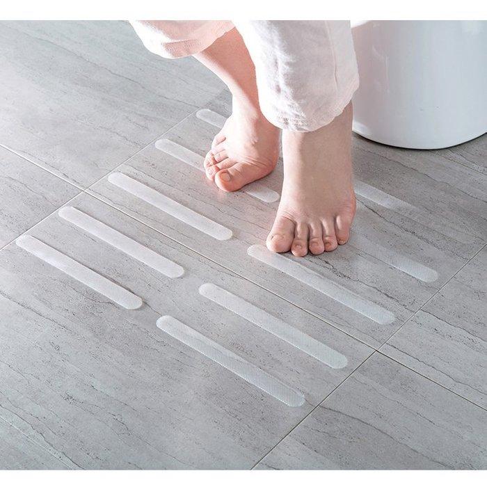 透明無痕防水防滑貼條 (單條售) 尺寸:2*20cm