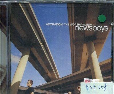 *真音樂* ADORATION / THE WORSHIP ALBUM 二手 K25358