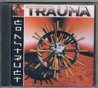 [鑫隆音樂]西洋CD-TRAUMA / Construct{MA542}全新/免競標