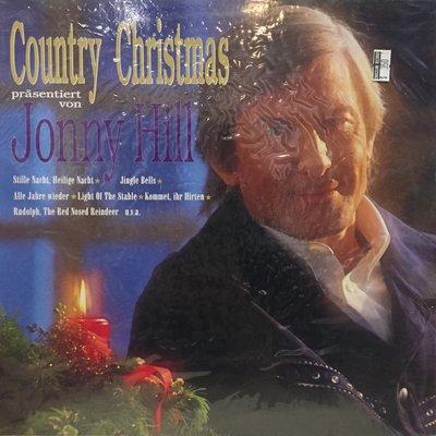 §小宋唱片§ 德版/Jonny Hill - Country Christmas/全新西洋黑膠