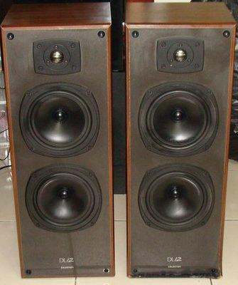【李歐的音響】自售外觀品項佳英國製 CELESTION DL 12 15OW 三單體喇叭下標就賣