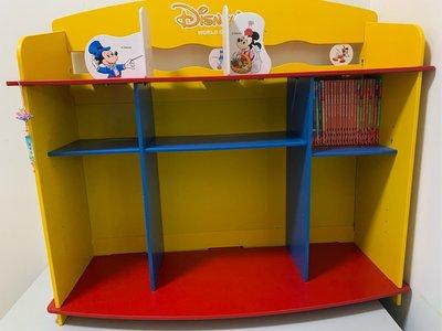 迪士尼美語書架