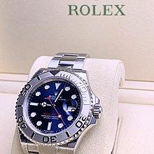 勞力士 Rolex 116622 藍面紅針 Yacht-Master 40 mm (全新,歐洲水貨)  (已停產)