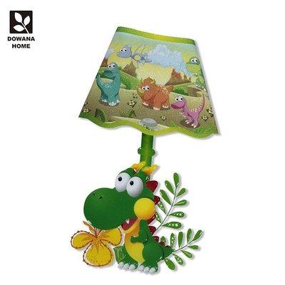 【多瓦娜】可愛恐龍壁貼燈 CDL09
