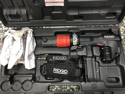含稅價/RP310/牧田18v電池共用【工具先生】里奇 RIDGID 全自動退油 充電式 不銹鋼管 壓接機 非asada