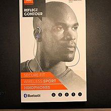 JBL Reflect Contour 藍牙 藍芽 耳機bluetooth earphone 運動 跑步 95新 極少用