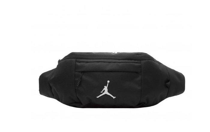 沃皮斯§Jordan Sling Bag 黑 側背包/腰包 9A0092-023