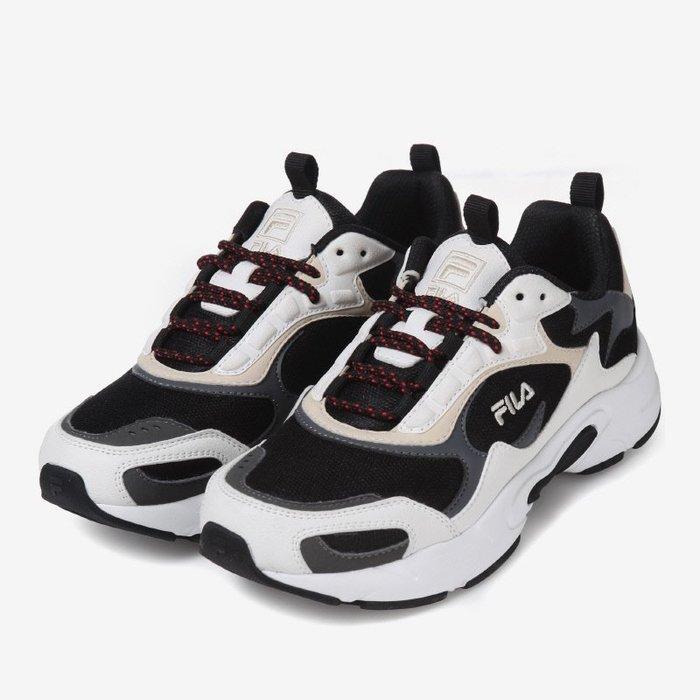 【Luxury】FILA FS1SIA3121X_BGN 黑灰 厚底增高 老爹鞋 老爸鞋 四色 運動鞋 球鞋休閒運動鞋