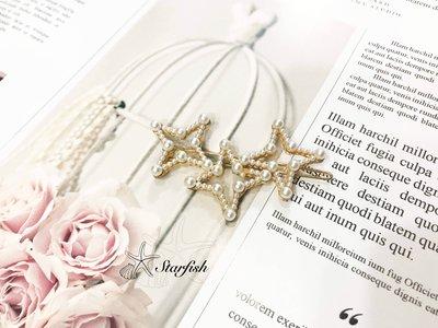 【海星 Starfish】韓妞耀眼時尚活潑造型髮夾