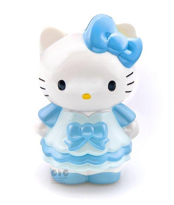 三麗鷗印章 立體娃娃章 凱蒂貓 粉藍色 公仔章 印章 正版授權 印章 卡通印章 姓名印章