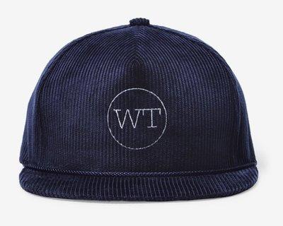 《潮流本舖》WTAPS 21SS MILITIA 02 CAP COTTON CORDUROY 燈芯絨 棒球帽 帽子