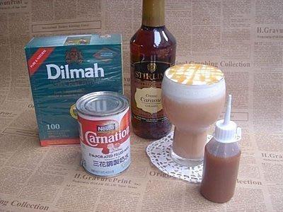 【阿提卡Anike】麥當勞用史達林果露+帝瑪錫蘭紅茶+三花奶水=好喝的焦糖奶茶