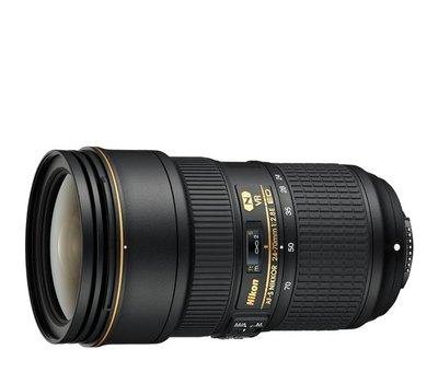Nikon 24-70MM F/2.8E AF-S NIKKOR ED VR 單眼 變焦 鏡頭 可刷卡 現貨