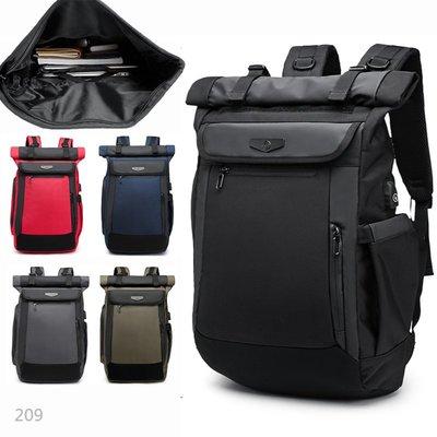 OZUKO 大容量 後背包 肩背包 筆電包 防盜背包 尼龍後背包 電腦包 防水背包 雙肩包 登山包 旅行包 背包 書包