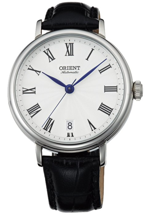 ORIENT日本原廠經典時尚機械錶款,銀色 (FER2K004W0)