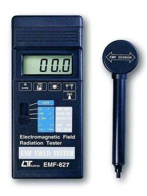 TECPEL 泰菱 》高斯表 路昌 電磁波測試器EMF-827 LUTRON