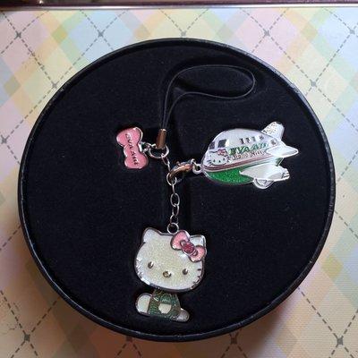 Hells Kitty 長榮航空EVE AIR限定鑰匙圈