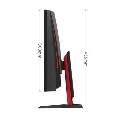 27英寸游戲顯示器曲面hdmi電腦高清...