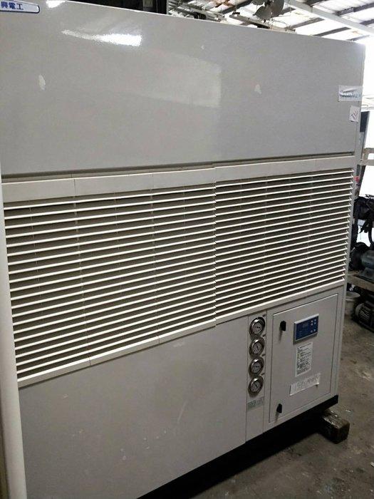 (大台北)中古中興15RT水冷箱型機3φ380V(編號:CH1090201)~冷氣空調拆除回收買賣出租~